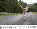 ballet, ballerina, woman 36231499