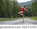 ballet, ballerina, woman 36231505
