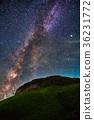 은하수, 밤하늘, 별 밤 36231772
