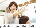 美容院 理髮 獨特風格的人 36232600