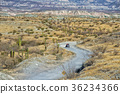 offroad in baja california landscape panorama 36234366