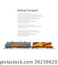 locomotive, train, railway 36236620