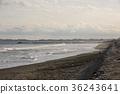 kujukuri beach, seashore, chiba prefecture 36243641