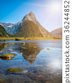 Milford Sound in New Zealand 36244852