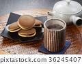 茶 銅鑼燒 和果子 36245407