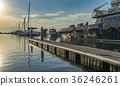 碼頭 船 海岸 36246261