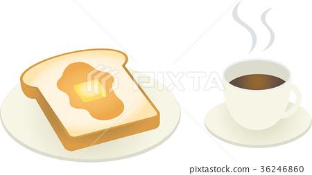 麵包 咖啡 特價早餐 36246860