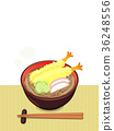 Soba Illustration 36248556