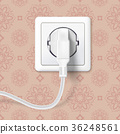 plug, socket, vector 36248561