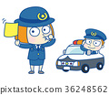 police, officer, policewoman 36248562