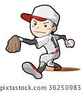 棒球/投手圖像 36250983