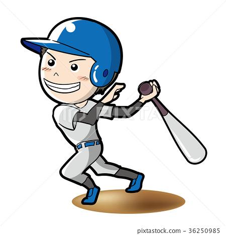 棒球 击球手 人 36250985