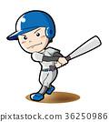 棒球,击球手图像 36250986