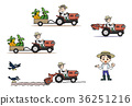 農業拖拉機集 36251216
