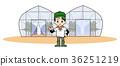 農業 - 乙烯基房子 36251219