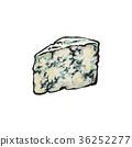 cheese, vector, food 36252277