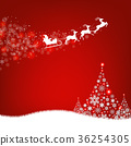 矢量 矢量图 圣诞老人 36254305
