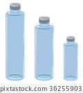 矢量 瓶子 玻璃瓶 36255903
