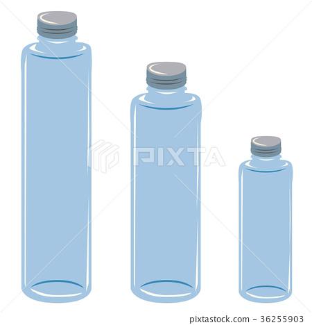 植物标本瓶3号(圆柱形瓶) 36255903