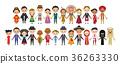 世界 民族服飾 民族服裝 36263330