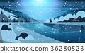 冬天 冬 景色 36280523