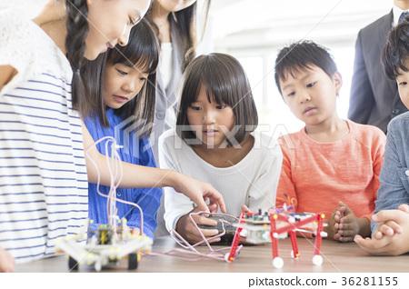 ÄPC編程教室機器人 36281155