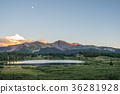 Colorado in the summer 36281928