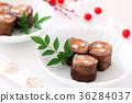 年夜飯 禦節料理 傳統日本新年菜餚 36284037