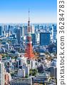 tokyo, tower, scene 36284783