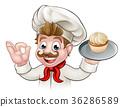 baker,cake,cartoon 36286589
