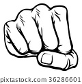 Comicbook Cartoon Fist 36286601