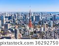 tokyo, tower, scene 36292750