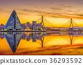 Aomori City, Japan Skyline 36293592