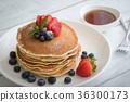 浆果 蓝莓 蜂蜜 36300173