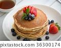 浆果 蓝莓 蜂蜜 36300174