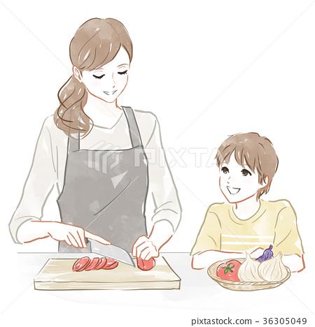 家庭做飯 36305049