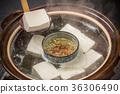 boiled tofu, tofu, bean curd 36306490