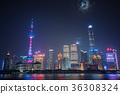 上海 城市 城鎮 36308324