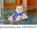 婴儿 宝宝 水池 36308507