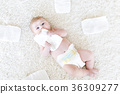 diapers, baby, infant 36309277