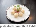 印度菜 印度食物 桃子 36311560