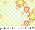 日式 框架 帧 36313470