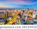 Toyama Japan Skyline 36320439