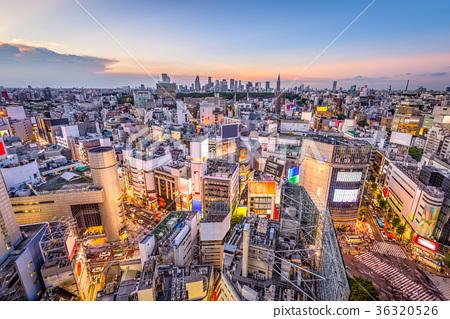 Shibuya, Tokyo, Japan 36320526