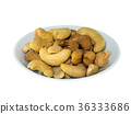 Cashew nuts roasted with salted. 36333686