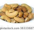 Cashew nuts roasted with salted. 36333687