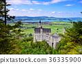 Neuschwanstein Castle the famous castle 36335900