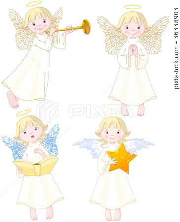 Angels Set 36338903