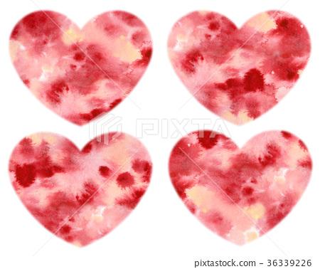 หัวใจ,วาเลนไทน์,ไอคอน 36339226