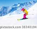 ski skier sport 36340194